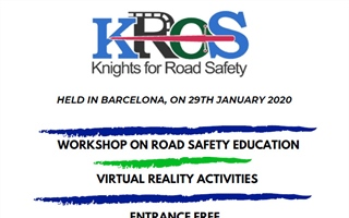1st Multiplier event Erasmus+ KROS Project (Barcelona) 29.01.2020